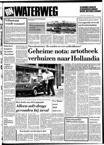 Rotterdamsch Nieuwsblad / Schiedamsche Courant / Rotterdams Dagblad / Waterweg / Algemeen Dagblad 1983-08-10