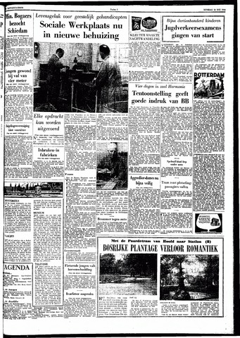 Trouw / De Rotterdammer 1964-05-12