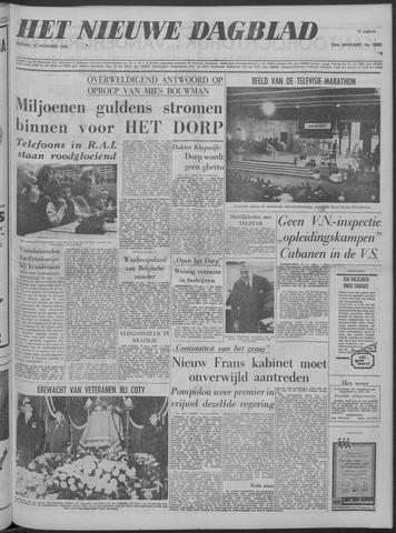 Nieuwe Schiedamsche Courant 1962-11-27