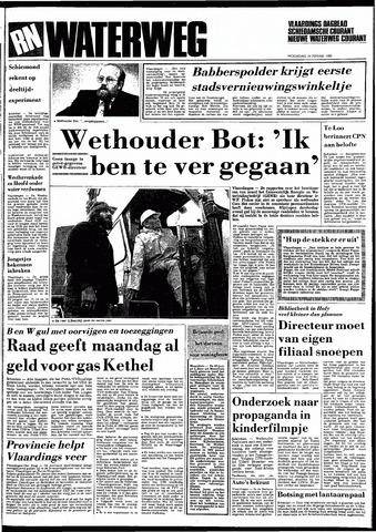 Rotterdamsch Nieuwsblad / Schiedamsche Courant / Rotterdams Dagblad / Waterweg / Algemeen Dagblad 1983-01-19