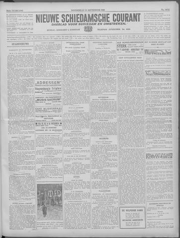 Nieuwe Schiedamsche Courant 1933-09-21