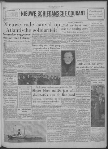 Nieuwe Schiedamsche Courant 1958-01-13