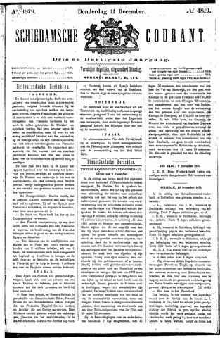 Schiedamsche Courant 1879-12-11