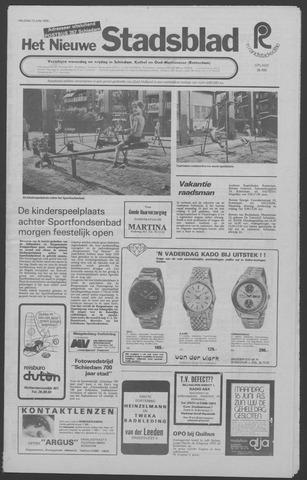 Het Nieuwe Stadsblad 1975-06-13