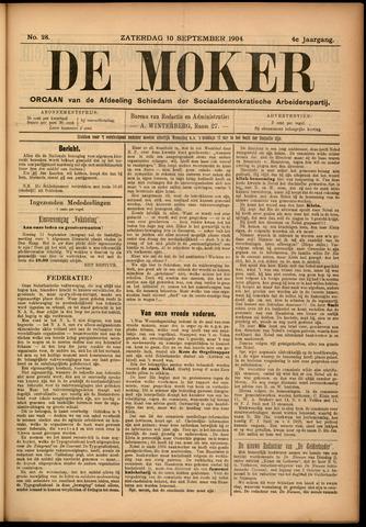 De Moker 1904-09-10