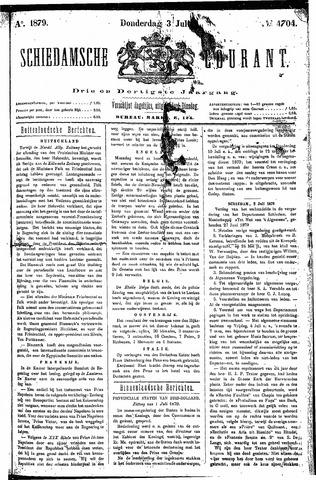 Schiedamsche Courant 1879-07-03