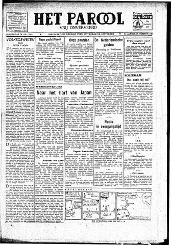 Rotterdamsch Parool / De Schiedammer 1945-07-26