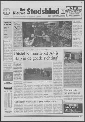 Het Nieuwe Stadsblad 1997-02-05
