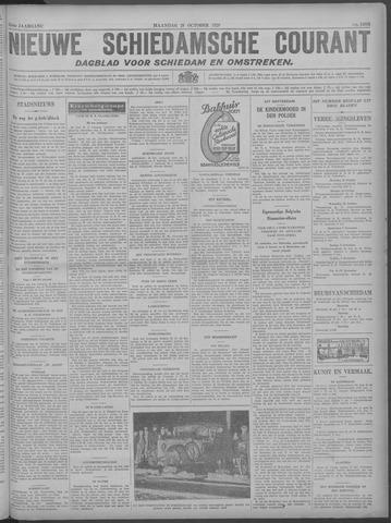 Nieuwe Schiedamsche Courant 1929-10-28
