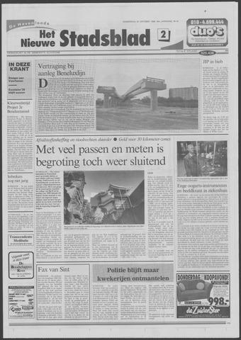 Het Nieuwe Stadsblad 1998-10-22