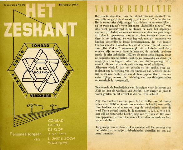 Het Zeskant 1947-11-01