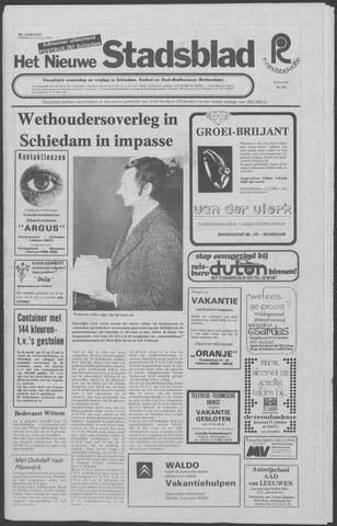 Het Nieuwe Stadsblad 1974-07-19
