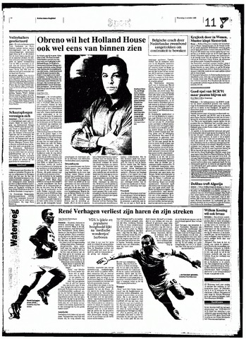 Rotterdamsch Nieuwsblad / Schiedamsche Courant / Rotterdams Dagblad / Waterweg / Algemeen Dagblad 1998-10-14