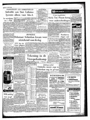 Rotterdamsch Parool / De Schiedammer 1962-05-22