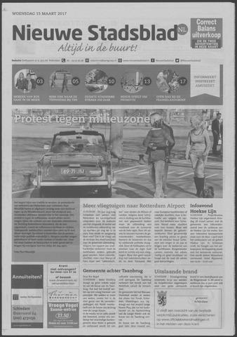 Het Nieuwe Stadsblad 2017-03-15