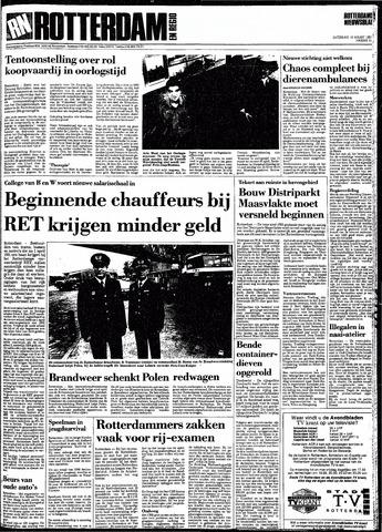 Rotterdamsch Nieuwsblad / Schiedamsche Courant / Rotterdams Dagblad / Waterweg / Algemeen Dagblad 1991-03-16