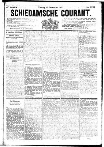 Schiedamsche Courant 1910-12-25