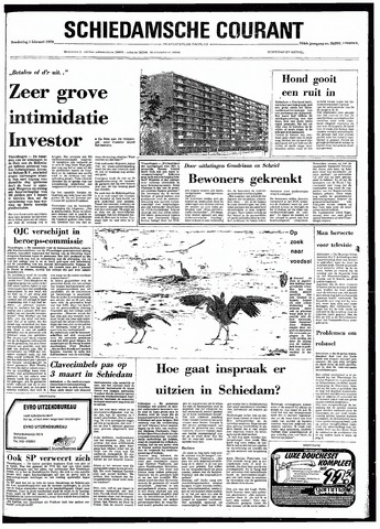 Rotterdamsch Nieuwsblad / Schiedamsche Courant / Rotterdams Dagblad / Waterweg / Algemeen Dagblad 1979-02-01