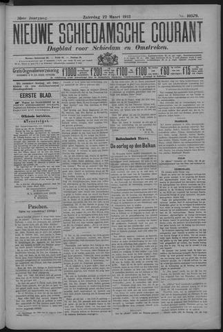 Nieuwe Schiedamsche Courant 1913-03-22