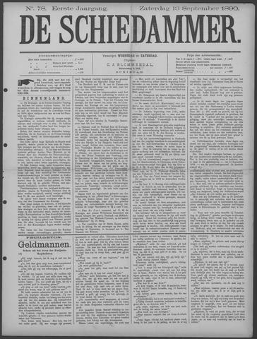 De Schiedammer 1890-09-13