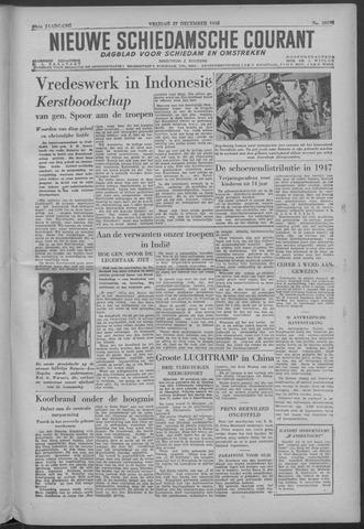 Nieuwe Schiedamsche Courant 1946-12-27