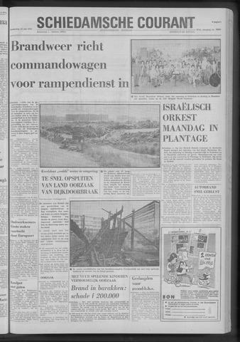 Rotterdamsch Nieuwsblad / Schiedamsche Courant / Rotterdams Dagblad / Waterweg / Algemeen Dagblad 1970-07-23