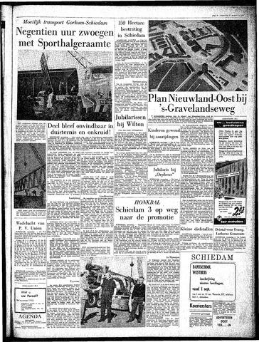 Rotterdamsch Parool / De Schiedammer 1964-08-31
