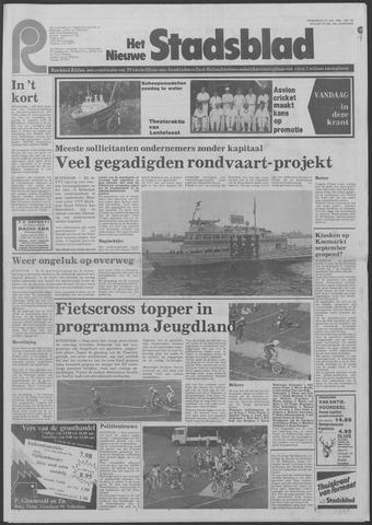 Het Nieuwe Stadsblad 1983-07-27
