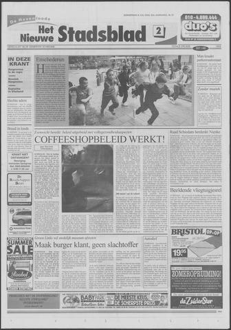 Het Nieuwe Stadsblad 2000-07-06