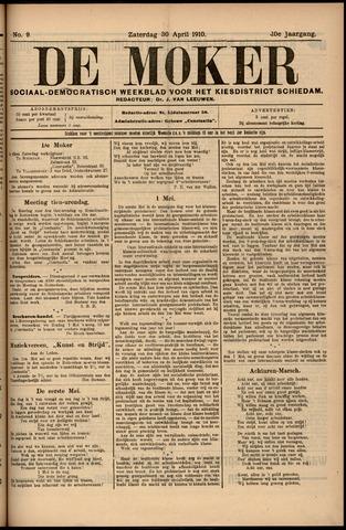 De Moker 1910-04-30