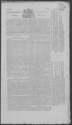 Rotterdamse Courant 1823-07-05