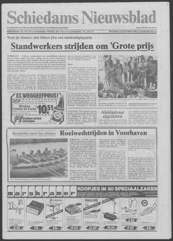 Schiedams Nieuwsblad 1982-09-15