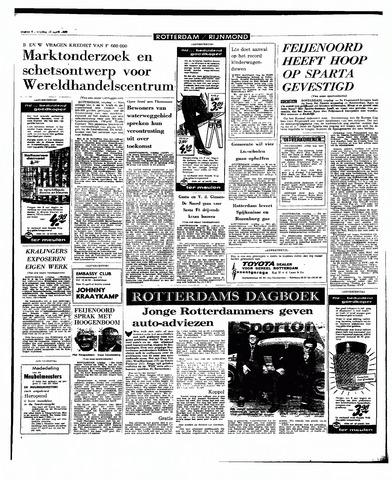 Rotterdamsch Parool / De Schiedammer 1968-04-12