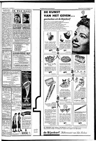 Rotterdamsch Nieuwsblad / Schiedamsche Courant / Rotterdams Dagblad / Waterweg / Algemeen Dagblad 1953-11-23