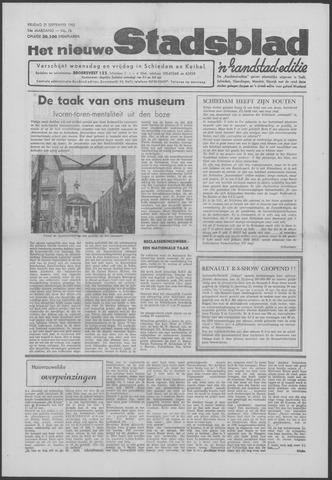 Het Nieuwe Stadsblad 1962-09-21
