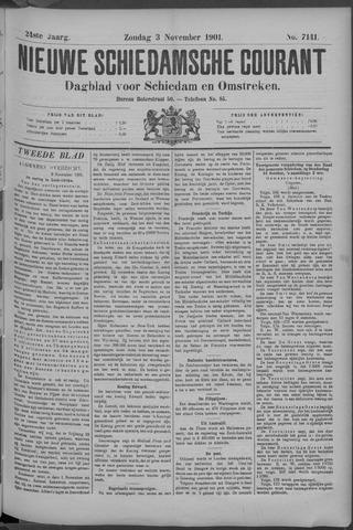 Nieuwe Schiedamsche Courant 1901-11-05