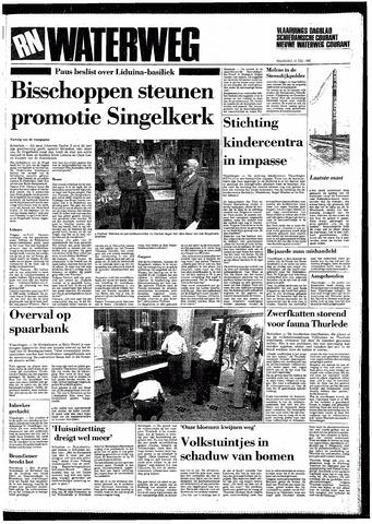Rotterdamsch Nieuwsblad / Schiedamsche Courant / Rotterdams Dagblad / Waterweg / Algemeen Dagblad 1985-07-15