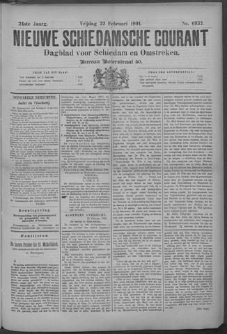 Nieuwe Schiedamsche Courant 1901-02-22