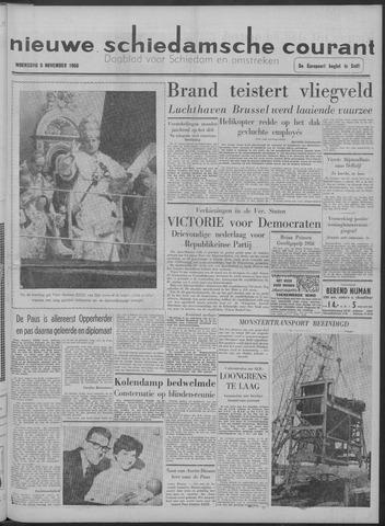 Nieuwe Schiedamsche Courant 1958-11-05
