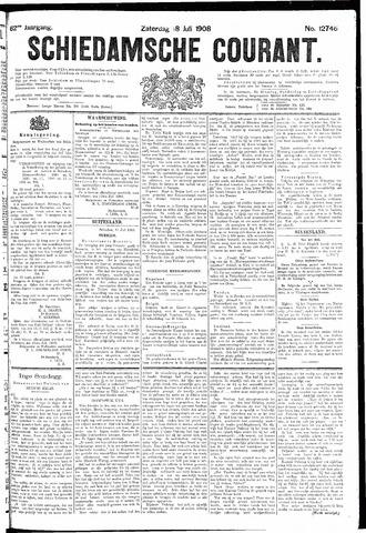 Schiedamsche Courant 1908-07-18