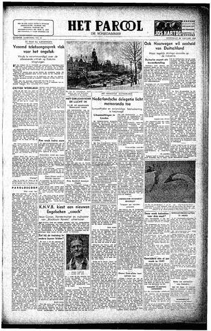 Rotterdamsch Parool / De Schiedammer 1947-01-29