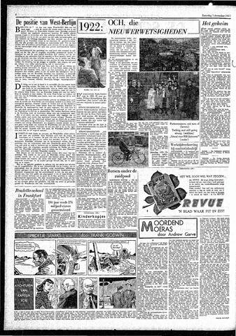 Rotterdamsch Parool / De Schiedammer 1957-12-07