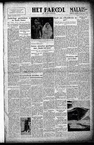 Rotterdamsch Parool / De Schiedammer 1947-02-14