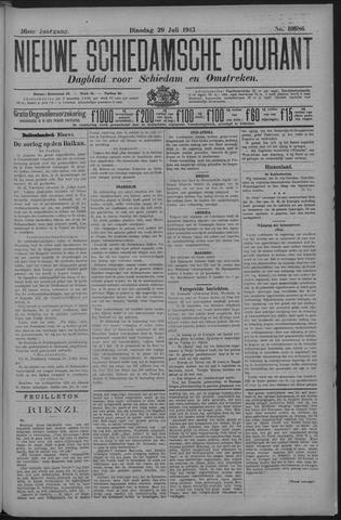 Nieuwe Schiedamsche Courant 1913-07-29