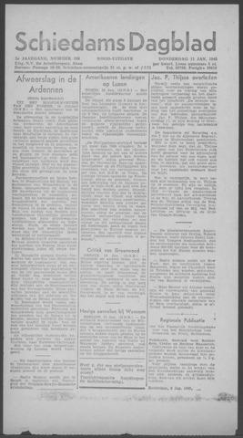 Schiedamsch Dagblad 1945-01-11