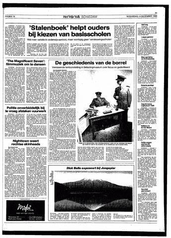 Het Vrije volk 1988-12-14
