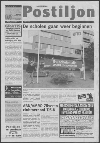 Postiljon 1999-08-18