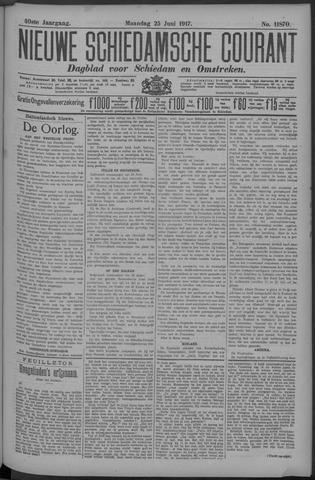 Nieuwe Schiedamsche Courant 1917-06-25