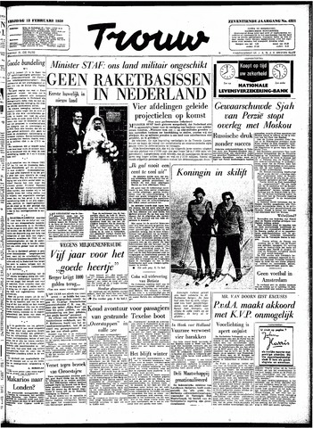Trouw / De Rotterdammer 1959-02-13