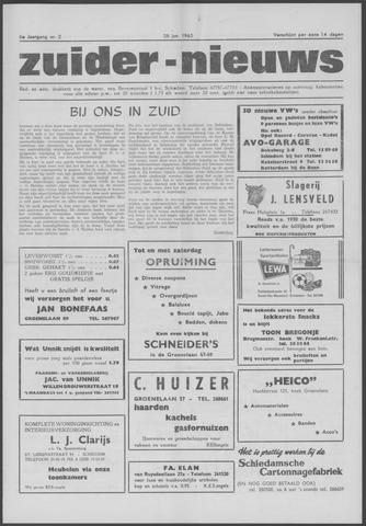 Zuider Nieuws 1965